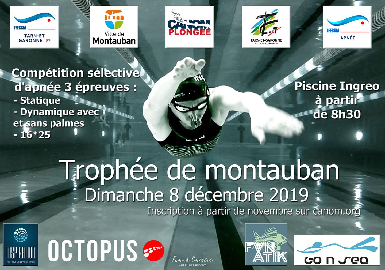 Affiche Montauban 2019