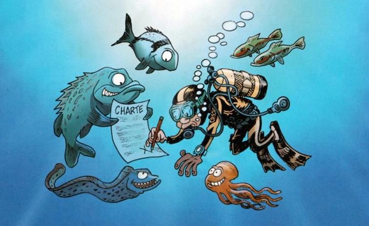 Eco plongeur
